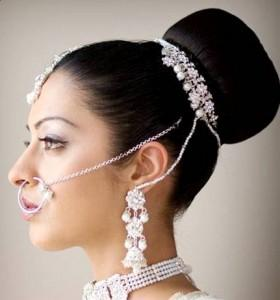 Modern Indian Wedding Hairstyles