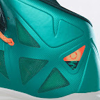 nike lebron 10 gr miami dolphins 3 10 Gallery: Nike LeBron X Miami Setting or Dolphins if you Like