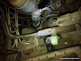 Under hood cracked 5/16