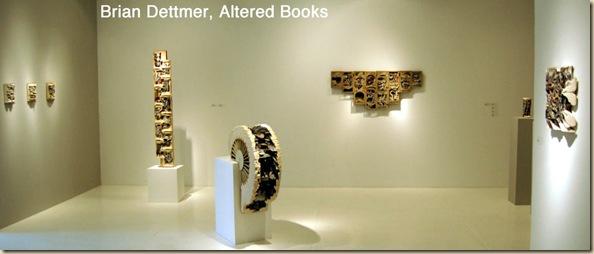 Brian Dettmer sculpteur de livres
