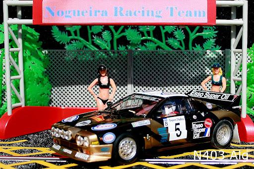 Lancia 037 1º Rali da