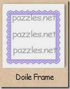 doile frame