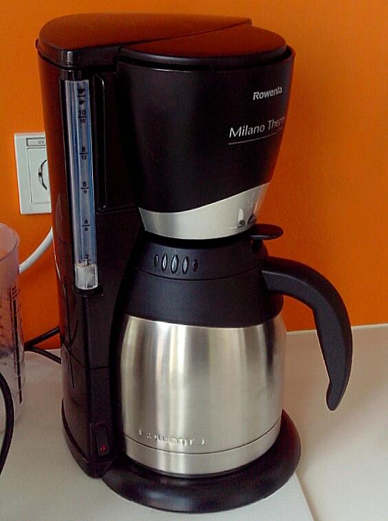 Produktinfo und Test Gute Kaffeemaschi ~ Kaffeemaschine Heißer Kaffee