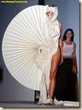 fan dress