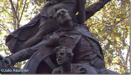Monumento a los héroes populares del Dos de Mayo - Daoíz