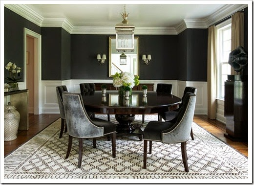 Black-New-Canaan-CT-Dining-Room-Ideas