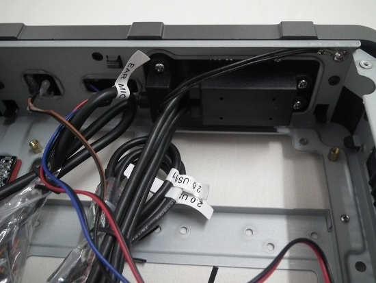 Antec ISK 110 Puertos USB