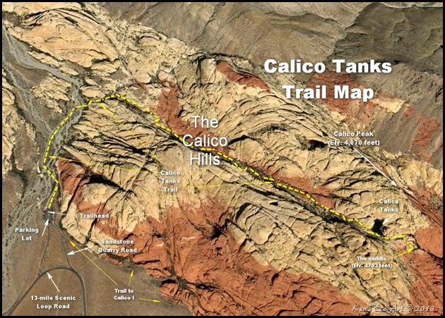 Calico Tank Hike