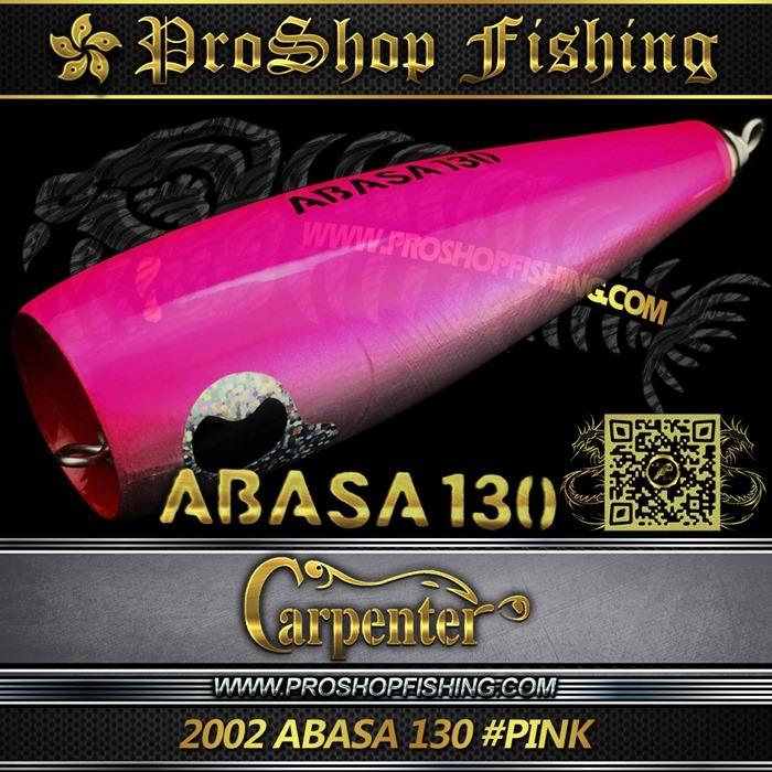 carpenter 2002 ABASA 130 #PINK.5