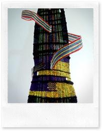 Peixesempeixes exposição Grafismo Têxtil (23)