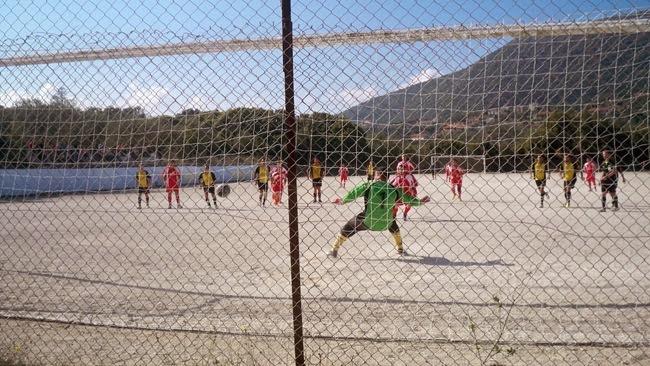 Δεν έχει αντίπαλο ο Οδυσσέας Ιθάκης, 7-0 την Ανωγή στον Σταυρό