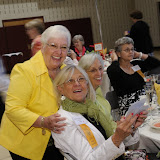The weekends keystone event --- 65th Annual Reunion Luncheon.