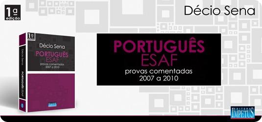 13 - Português ESAF - Décio Sena