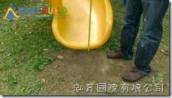 BabyBuild 螺旋滑梯出口高度檢測