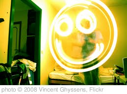 'Light Painting' photo (c) 2008, Vincent Ghyssens - license: http://creativecommons.org/licenses/by/2.0/