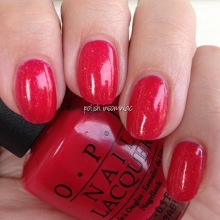 OPI Jelly Sandwich - Too Hot Pink To Hold 'Em with Pink Me I'm Good  (2)