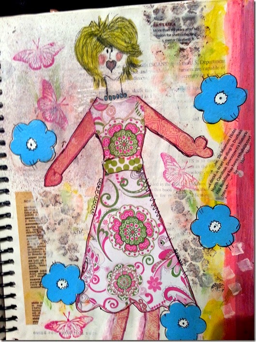 Art Journal Girl