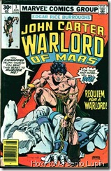 P00003 - John Carter Warlord of Ma