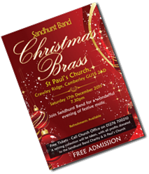Sandhurst Band Christmas Brass