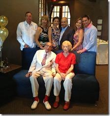 Familia Alvarez Sturla 100 años