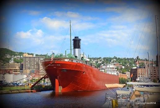 Ore Ship Museum