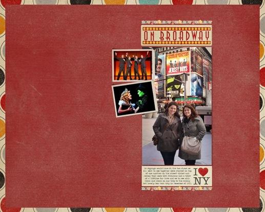 Broadway 2011 E&A (W)