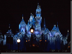 Sleeping Beauty's Castle, Holiday Edition
