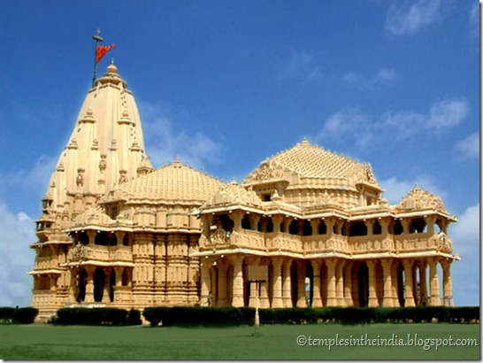 Somnath-Temple-Awsome-View