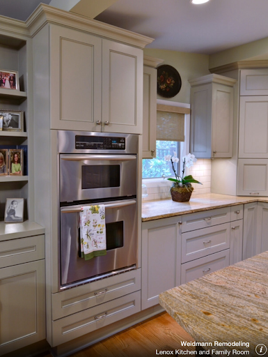 peonies and orange blossoms: taupe and greige and grey kitchens