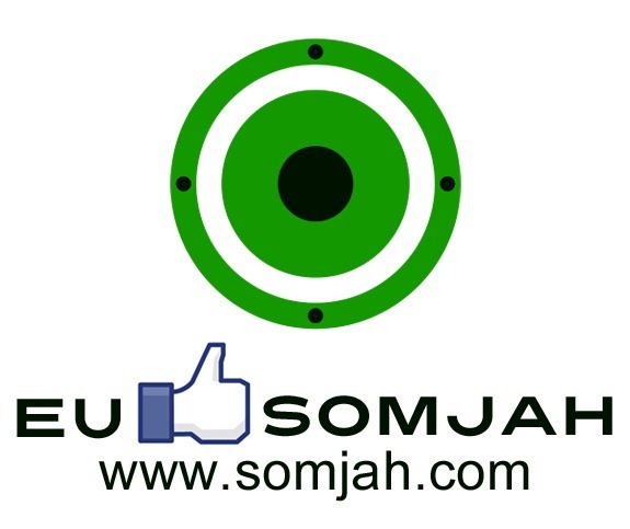 eu curto somjah no facebook fan page