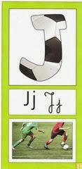Alfabeto da Copa do Mundo - J