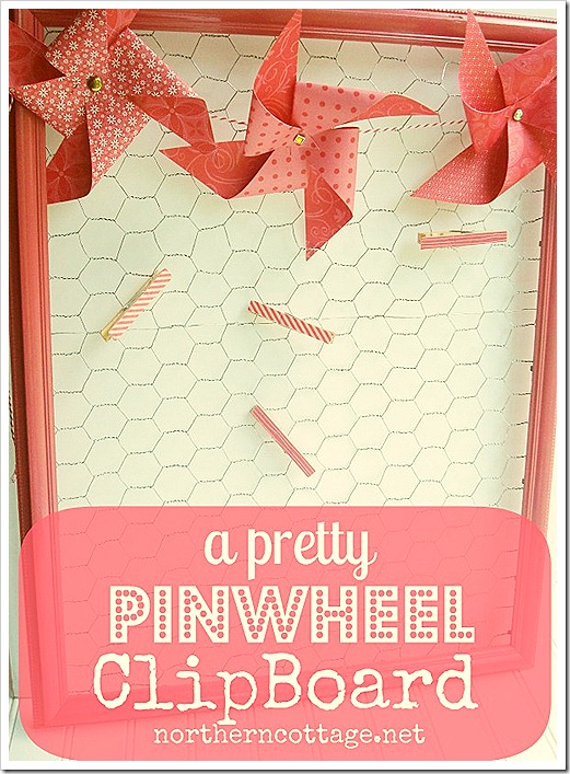 northern cottage pinwheel board