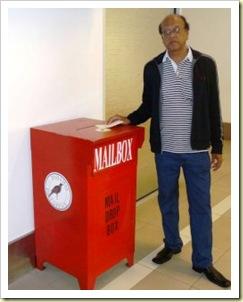 Bahamas Letterbox New