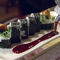 Unagi Roll (Broiled fresh water Eel)