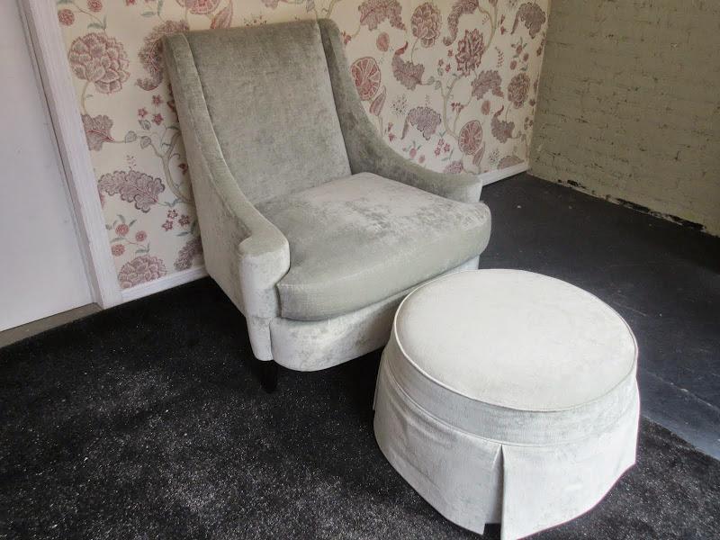 Barbara Barry Wingback Chair