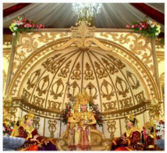 oktakreasindo jakarta: Pelaminan untuk dekorasi pernikahan