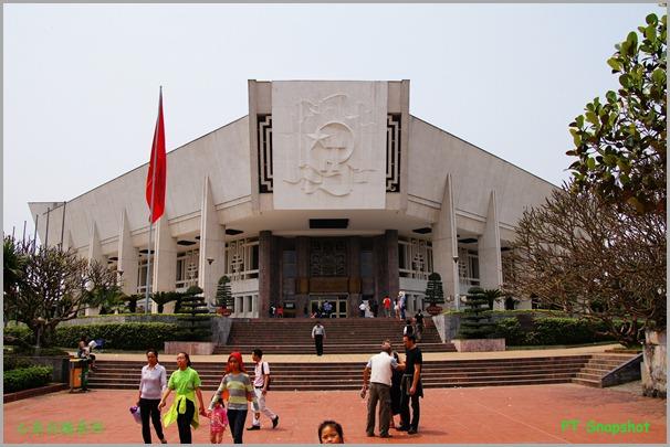 胡志明博物院