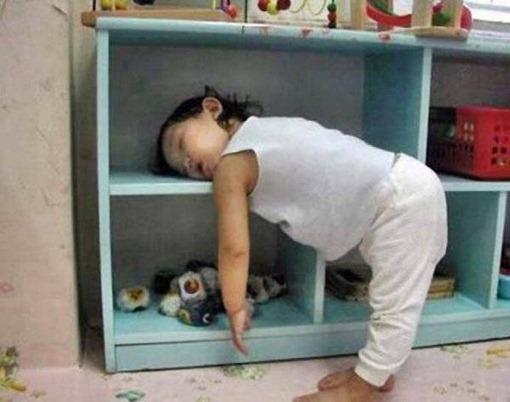 Решила вздремнуть скоропостижно...