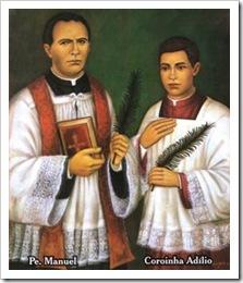 Beatos Manuel e Adilio