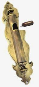 A mezuzáh e a bala