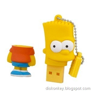 Bart USB flash drive