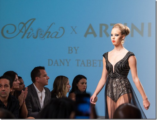 Nolcha Fashion Week Fall 2012 at Pier 59, New York