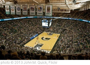 'Breslin Center' photo (c) 2013, John M. Quick - license: http://creativecommons.org/licenses/by/2.0/