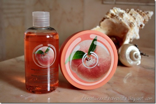 the body shop vineyard peach