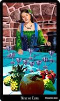 Галерея колоды Таро Ведьм (Колдовское Таро)  44