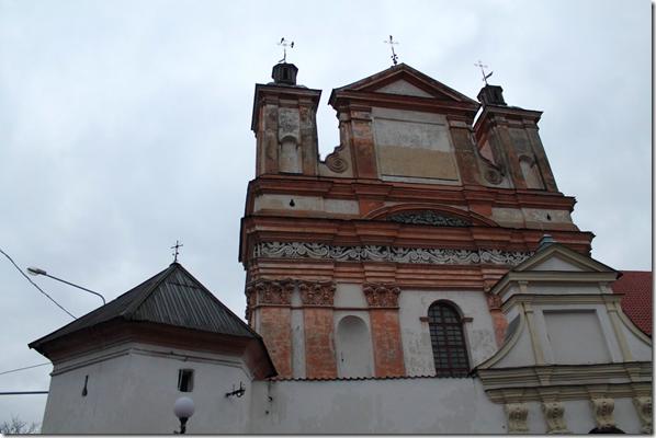 Гродно, монастир
