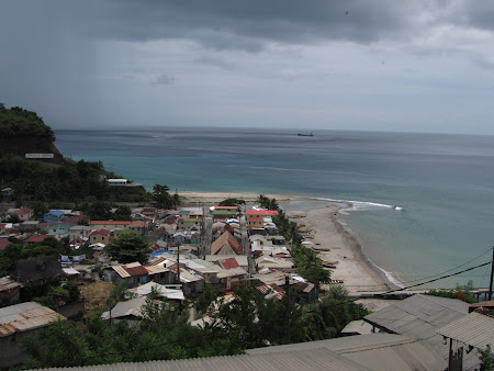 St. Lucia: The village of Canaries