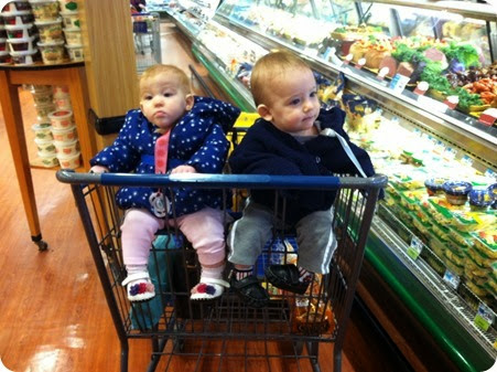 How we shop with four kids