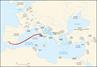 Campañas de César de Roma a Munda-45 a.C.