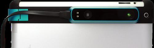 iPad-3dscanner